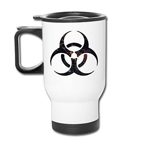 Tom Clancy's The Division Walmart Coffee Thermos Mugs Printing Cups (Wal Mart Mug)