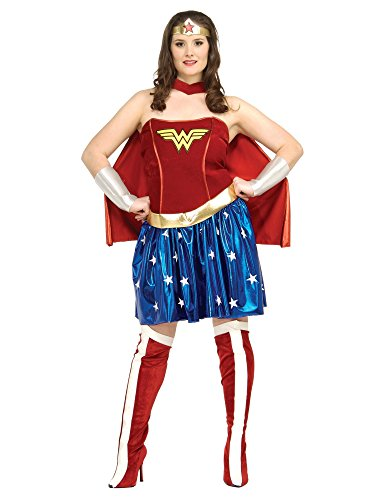 DC Comics Full Figure Wonder Woman Costume ()