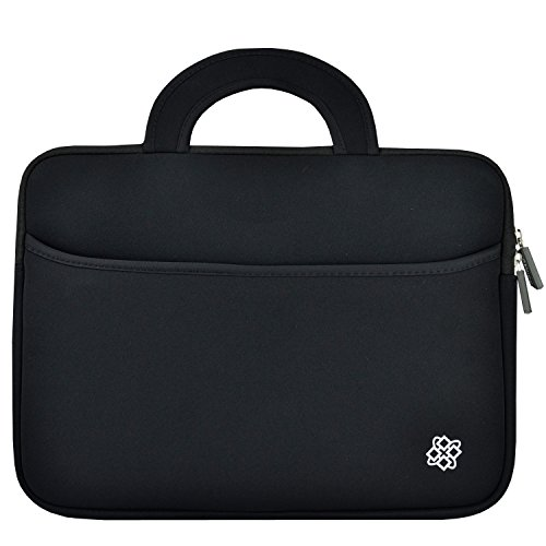 "KOZMICC 15-15.6"" Laptop Sleeve Portable Case Bag Handle Pouc"