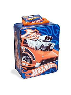 Neat-Oh! Hot Wheels 18 Car Tin Carry Case
