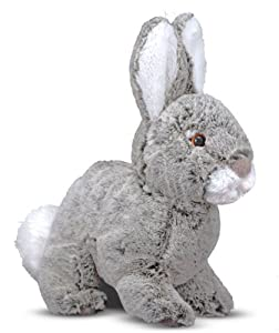 Melissa & Doug Brambles Bunny Rabbit Stuffed Animal from Melissa & Doug
