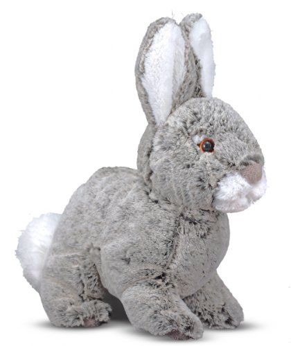 Melissa Doug Brambles Rabbit Stuffed