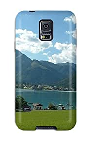 Perfect Fit JYuFKLH601aMmKd Scenic Case For Galaxy - S5