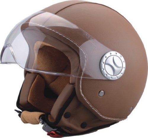 BHR Helm Demi-Jet , Farbe B, 59-60 (L)