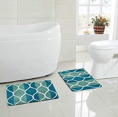 RYP Lavable Home Carpetcarpetmicrofiber Colchones, Hall de Entrada Dormitorio Baño con Alfombra, Rectangular Carpet: Amazon.es: Deportes y aire libre