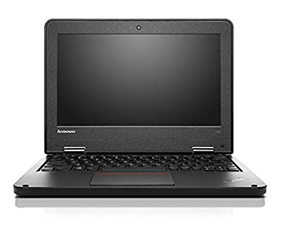 "Lenovo ThinkPad 11E 11.6"" Ultraportable Business Notebook, Intel N2940 Quad-Core, 128GB Solid State Drive, 4GB DDR3, 802.11ac, Bluetooth, Win10Pro"