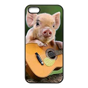 XOXOX Phone case Of Little Pig Cover Case For iPhone 5,5S [Pattern-2]
