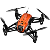 WINGSLAND X1 2.4G Mini FPV RC Race Drone Quadcopter with HD Camera, Indoor Hovering 360 ° Flips (Orange)