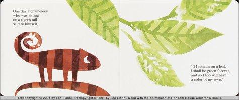 A Color of His Own (An Umbrella book): Leo Lionni: 9780375810916 ...