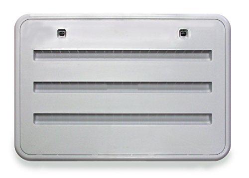 NORCOLD INC Norcold 621156BW RV Trailer Camper Appliances Service Vent Door Plastic Bright White