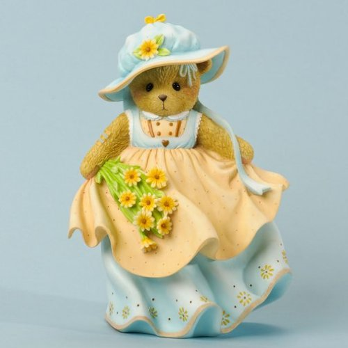 Cherished Teddies Figurine (Christina - Each Day Offers Beautiful Blessings) 4035945