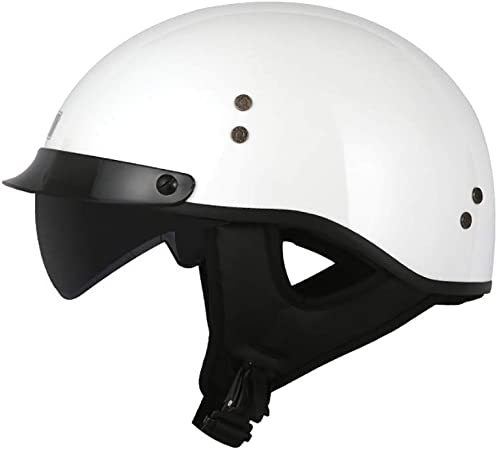 Casque de baseball de sécurité de style de base de bicyclette de scooter