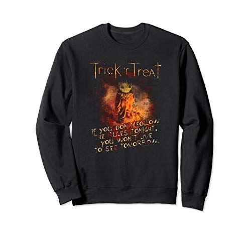 Trick 'r Treat Rules Sweatshirt -