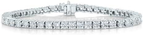 3 CT Diamond Bracelet Tennis 14K Gold