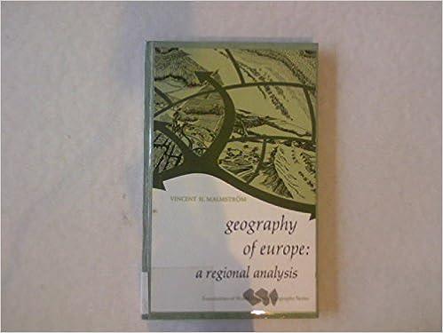 Open Source EP-eBook herunterladen Geography of Europe: A Regional Analysis auf Deutsch PDF RTF DJVU B001I4X4U0