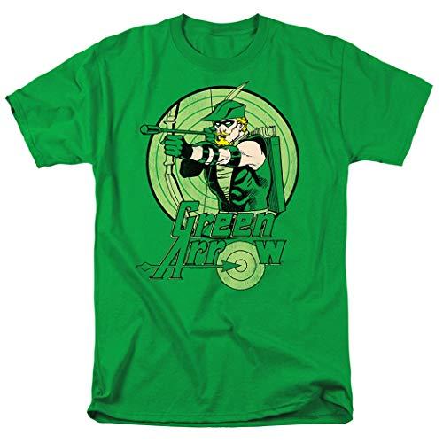Green Arrow Robin Hood DC Comics T Shirt (Medium)