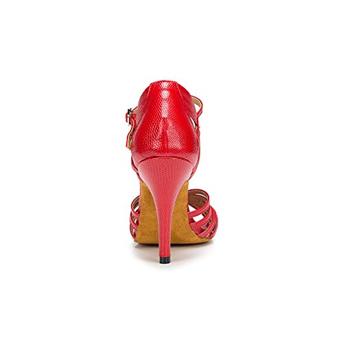 Ballo Misu Da Gold Donna Oro Red Scarpe TzPRzF