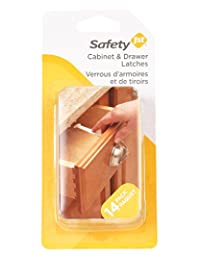 Safety 1st 14 Pack Wide Grip Latches BOBEBE Online Baby Store From New York to Miami and Los Angeles