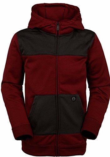 Volcom Zippered Sweatshirt - 4