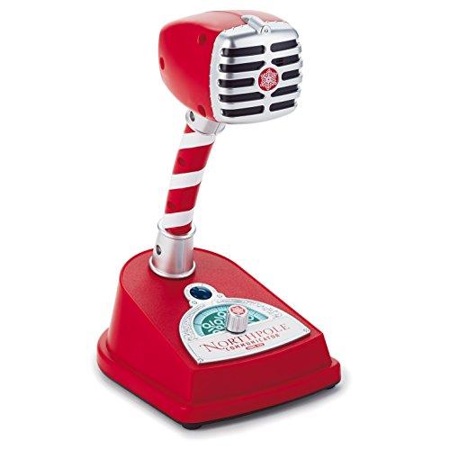 Hallmark North Pole Communicator Interactive Microphone (Talk Santa To)