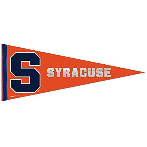 Premium Felt Pennant (NCAA Syracuse Orange 12'' x 30'' Orange Premium Felt Pennant)