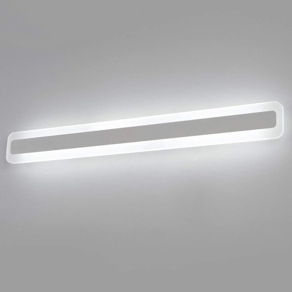 Xiaoyuna 専用バスルーム、バスミラーの防水付きLED照明ランプ、部屋のドレッサーバニティランプ。 (Color : Warm White-120 Cm)   B07QBKFC23