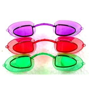 Eye Candy Tanning Eyewear 1 Pair Random Pick Colors