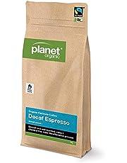 Planet Organic Espresso Decaf Plunger Ground Coffee,