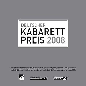 Deutscher Kabarettpreis 2008 Hörbuch