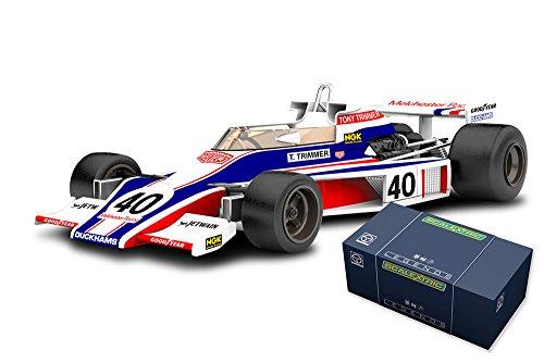 Mclaren F1 Race Car - Scalextric C3414A Legend Limited Edition McLaren M23 Tony Trimmer Slot Car (1:32 Scale)