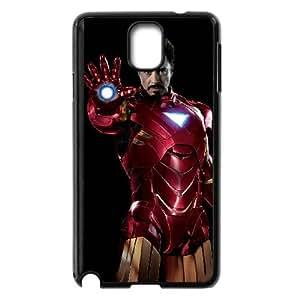 Iron Man Samsung Galaxy Note 3 Cell Phone Case Black