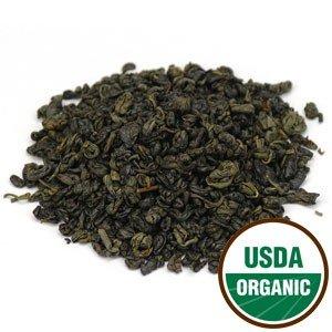 Starwest Botanicals bio Gunpowder thé vert, 1 livre Sac