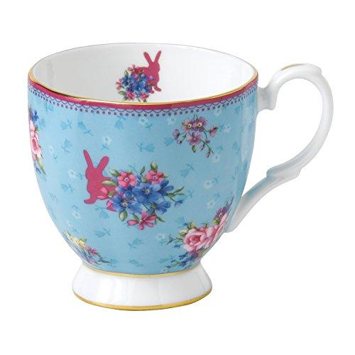 - Royal Albert Candy Vintage Mug, 10.5 oz, Honey Bunny
