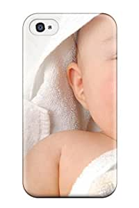 Durable Babies Funny Back Case/cover For Iphone 4/4s