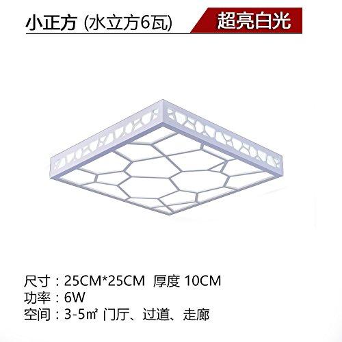 Bright Lights Cube Pendant - 3