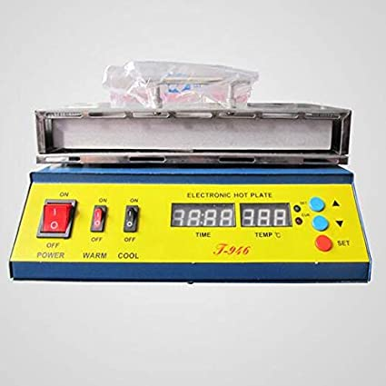 Soldering Occus T-946 Electronic Hot Plate T946 800W Electronic LED Heating Plate 110V-240V