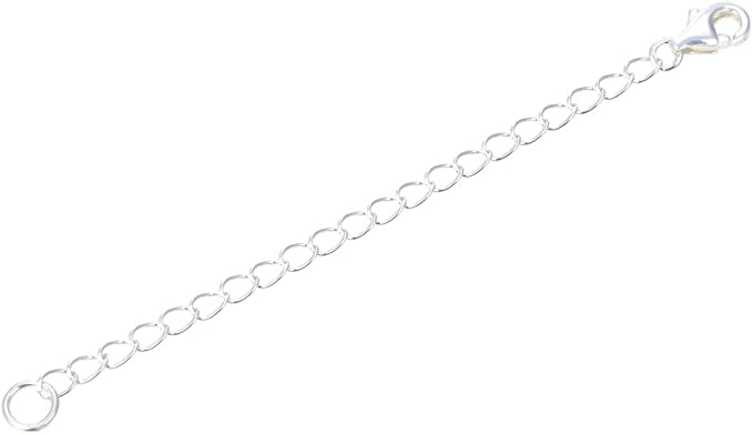 Chain Extender 5 inch Sterling Silver