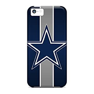 New Fashion Premium Tpu Case Cover For Iphone 5c - Dallas Cowboys