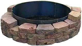 36″ Diameter x 14 Deep Steel Metal Fire Pit Ring Liner Insert Only.