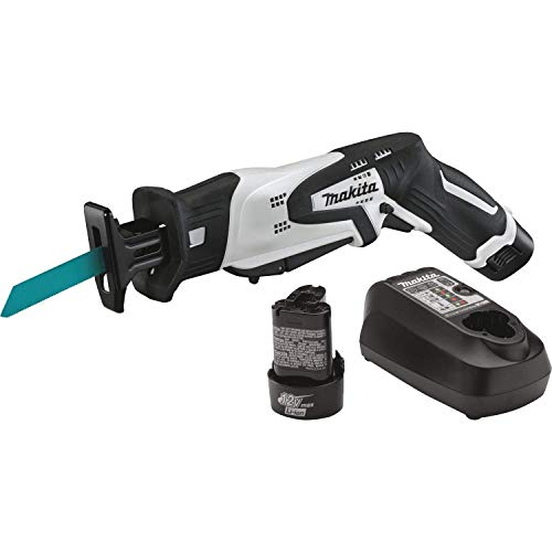Makita RJ01W 12V max Lithium-Ion Cordless Recipro Saw Kit (Discontinued by Manufacturer)