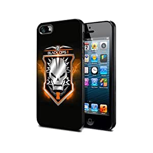 Case Cover Silicone Iphone 5c Call of Duty Black Ops 2 Codb02 Classic Game Protection Design
