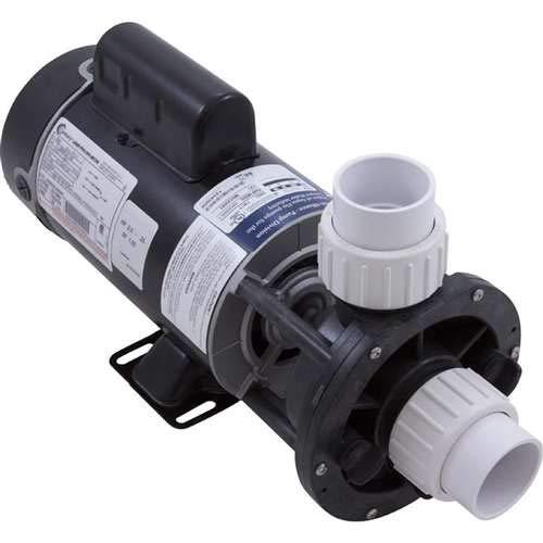 Fmcp Spa Pump - AquaFlo Flo-Master FMCP Series Side Discharge Spa Pump 2.0HP 230Volts 2-Speed 02620000-1010