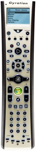 Gyration GYR4101CKUS Air Music Remote with Compact Keyboard