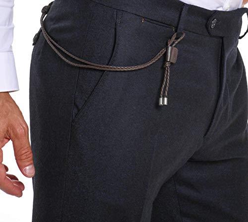 En Berwich Bleu Scelegantrd5470blue Laine Bleue Hommes Pantalon xO4HqwBH