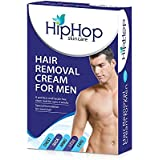 Hiphop Skincare Hair Removal Cream For Men - 60 G (Pack Of 2)