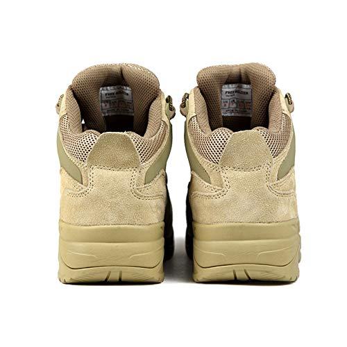 Exteriores Desierto Zapatos Botas Trabajo De Hombres Marino Tácticas Combate Beige Azul Montaña Bajas Militares Gtyw wYOn0tqY