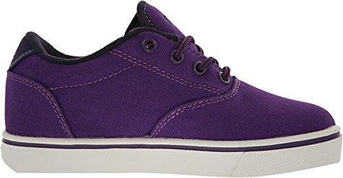 Big Shoe Purple Kid Toddler White Kid Grape Heelys Skate Launch Little pARqxYSw