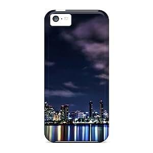 New Style Dana Lindsey Mendez American Night California San Diego Premium Tpu Cover Case For Iphone 5c