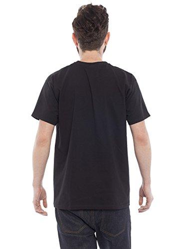 Logo Story Mec T American shirt Noir Horror A1TqxzU