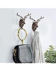 Clothes Hook, Durable Nail‑Free Hook Bathroom Hook, for Bathroom Bedroom